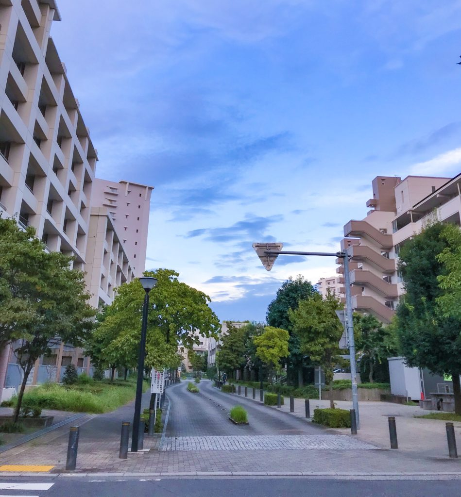 コンフォール霞ヶ丘