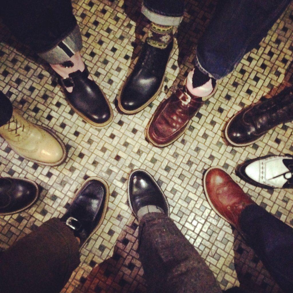 ドライボーンズ 靴
