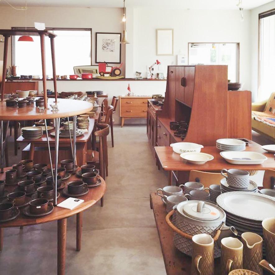 北欧家具tanuki